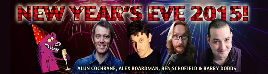 New Year's Eve Comedy Special York